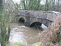 Bridge over the River Rhymney - geograph.org.uk - 336479.jpg