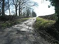 Bridleway to Halfpenny Gate Cottage - geograph.org.uk - 1733467.jpg