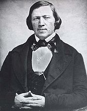 Governor Brigham Young was appointed to office by President Millard Fillmore in 1850.