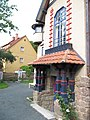 Brno, Jurkovičova vila, vinný sklípek.jpg