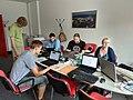 Brno, Wikivýstaviště 2018-05-12, encyklopedická práce (11.06.47).jpg