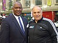 Broad Street Run with Dwight Evans and Gov. Ed Rendell (486534193).jpg