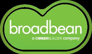 Broadbean (company) - Image: Broadbean withstrapinside fullcolour rgb