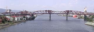 Broadway Bridge (Portland, Oregon) bridge in Portland, Oregon, USA