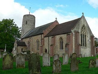 Brooke, Norfolk - Image: Brooke g 3