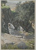 Brooklyn Museum - He Went on His Way to Ephraim (Il s'en alla à Ephrem) - James Tissot.jpg
