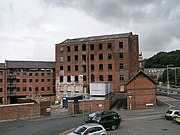 "Brookside Mill suffering from ""developers' neglect"" - geograph.org.uk - 960882.jpg"