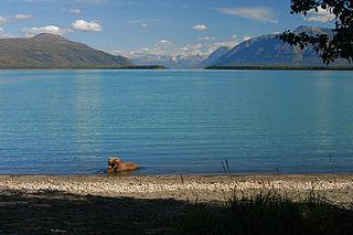lake in Alaska, United States of America