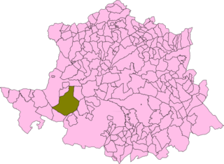 Brozas municipality in Extremadura, Spain
