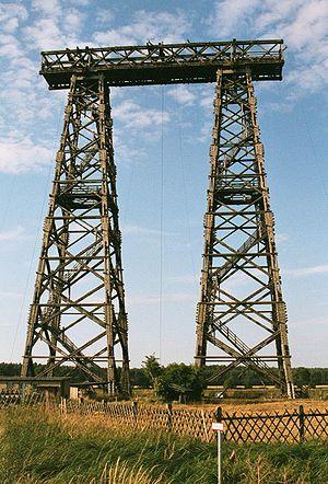 Brück aerial testing facility - Brück aerial testing facility - Meßturm III