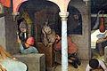 Bruegel il vecchio, proverbi fiamminghi, 1559, 09 confessarsi col diavolo.JPG