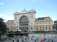 Budapest Keleti (Eastern) Railway Station