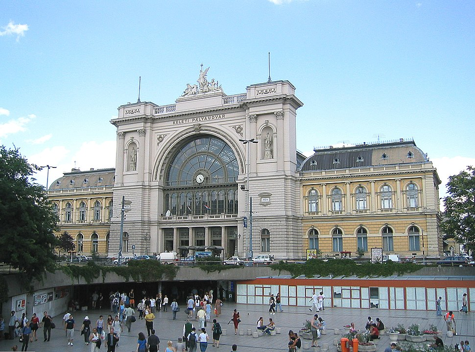 BudapestKeletiStation