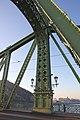 Budapest - Ponte da Liberdade - Puente de la libertad - Liberty Bridge - Szabadság híd - 02.jpg