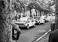 Budapest Nagydíj, túraautó EB futam, BMW 1600 TI típusú autók mögött egy BMW 2002 TI versenyautó. Fortepan 16506.jpg