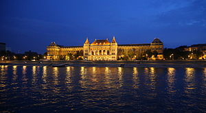 Budapest: Budapesti Műszaki Egyetem K épület
