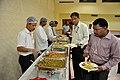 Buffet Lunch - VMPME Workshop - Science City - Kolkata 2015-07-17 9506.JPG