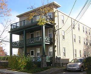 Building at 51 Hunt Street - Image: Building at 51 Hunt Street Quincy MA