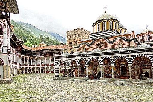 Bulgaria-03088 - Monastery of Saint Ivan of Rila (Last View) (11051398313)