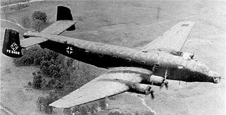 Junkers Ju 290 - Ju-290 in flight