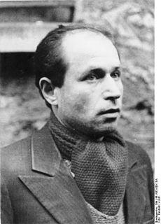 Polish resistance fighter