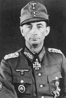 Eduard Dietl German general
