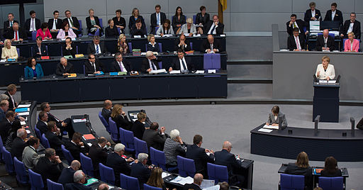 Bundestagsplenum (Tobias Koch)