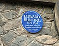 Bunting plaque, Belfast - geograph.org.uk - 1204615.jpg