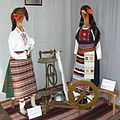 Burgas-Ethnographic-museum-two-female-costumes-Lyulyakovo.jpg