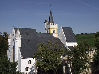 Ingelheim am Rhein Place in Rhineland-Palatinate, Germany