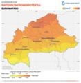 Burkina-Faso PVOUT Photovoltaic-power-potential-map GlobalSolarAtlas World-Bank-Esmap-Solargis.png
