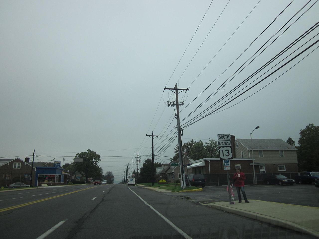 13 street de