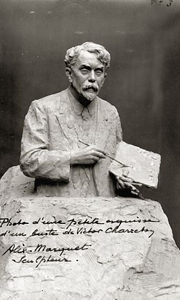 Buste de Victor Charreton par le sculpteur Alix Marquet.jpg