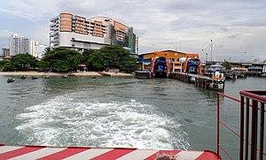 Sultan Abdul Halim Ferry Terminal - Image: Butterworth Ferry Terminal, Penang