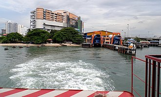 Butterworth, Penang - Penang Sentral and Sultan Abdul Halim Ferry Terminal