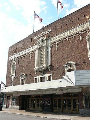 Byrd Theatre - Image: Byrd Theatre