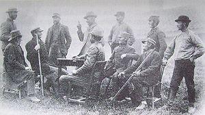 Agricultural extension - Agricultural extension meeting in Sweden village in 1800s