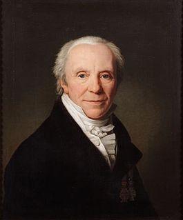 Christian Frederik Hansen Danish architect