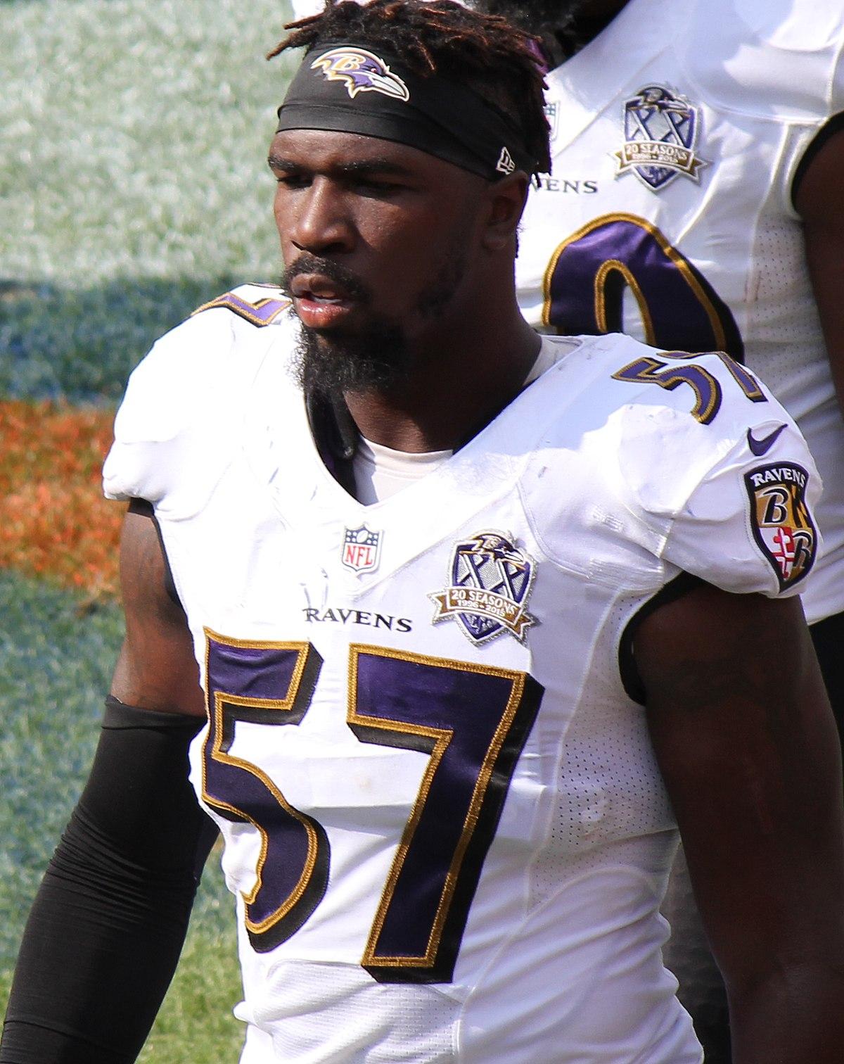 746375a10323 C. J. Mosley (linebacker) - Wikipedia