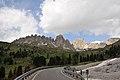 CARRETERA ATRAVESANDO LOS DOLOMITAS - panoramio.jpg