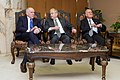 CIA Director Brennan and Former National Security Advisers Berger and Scowcroft in Riyadh.jpg