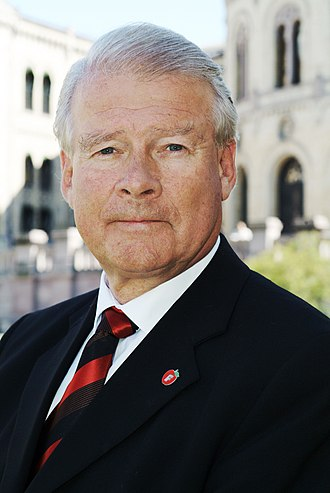 Progress Party (Norway) - Carl I. Hagen, party leader for nearly three decades, from 1978 to 2006