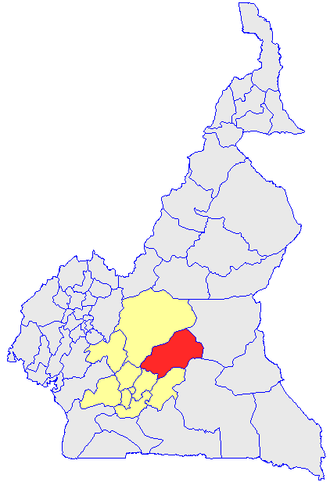 Haute-Sanaga - Image: CM Haute Sanaga