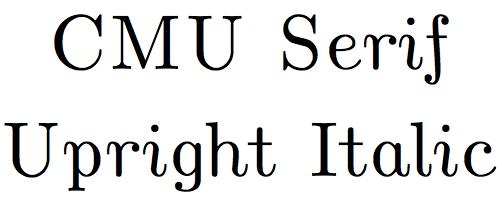 File:CMU Serif Upright Italic.tiff