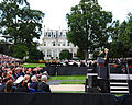 CNO delivers remarks during a memorial service at the Marine Barracks. (9886267906).jpg