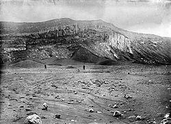 士拉末火山