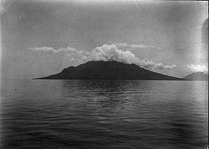 Makian - Makian Island in 1903