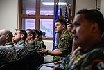 COPE NORTH 16 participants conduct tabletop humanitarian assistance and disaster relief exercise 160211-F-CH060-239.jpg