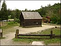 Cabin, Marshall Gold Discovery Park, Coloma - panoramio.jpg