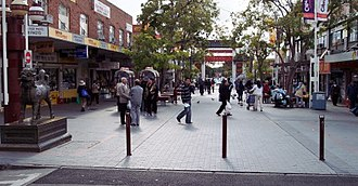 Cabramatta, New South Wales - Image: Cabramatta shops